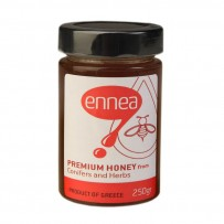 ennea Honey from Confers and Herbs