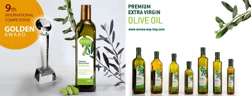 Ennea Extra Virgin Olive Oil